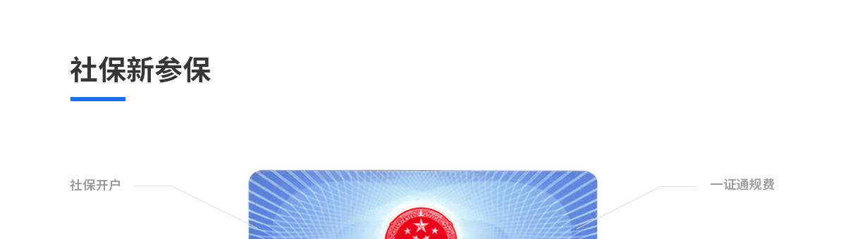 社保新参保(首人参保)69949200972286296