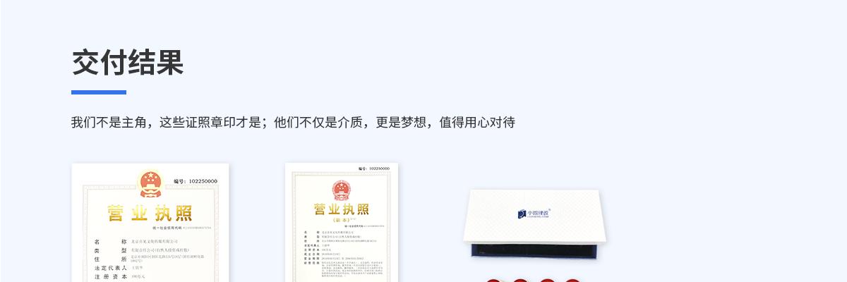证照补办、换发、增加证照(内资有限公司)27644913164602940